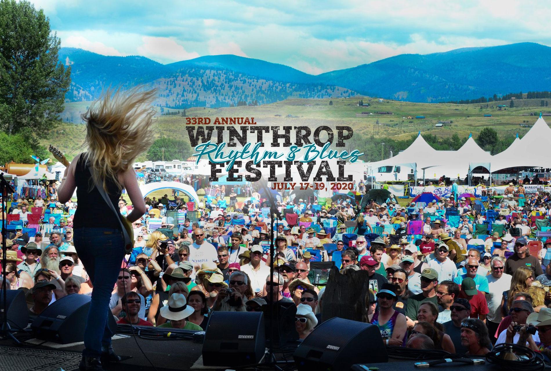 Winthrop Blues Festival 2020