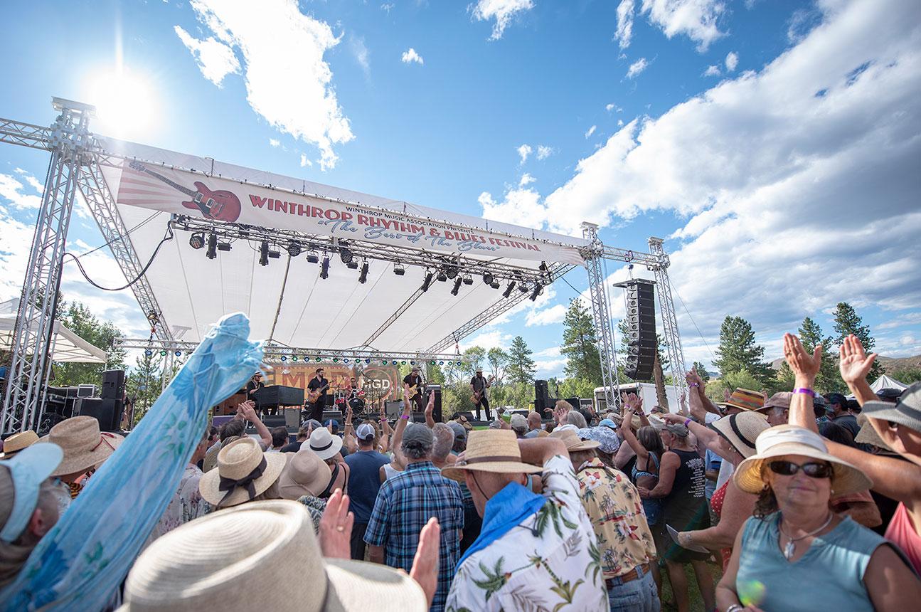 Winthrop Rhythm and Blues Festival